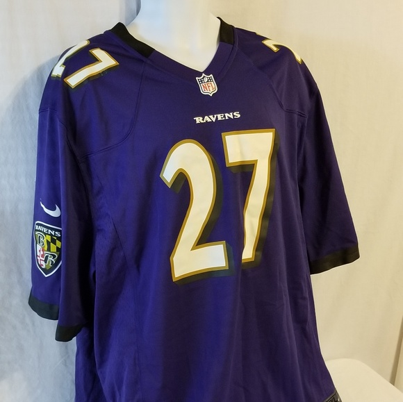 Top Nike Shirts | Official Baltimore Ravens Jersey | Poshmark  free shipping